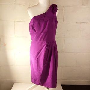 Antonio Melani Dress Size 12 Purple Cocktail